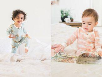funky baby sleepsuits